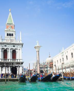 Trg svetega Marka obiščite s Tur Tur Turizmom