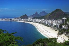 Rio de Janeiro, drug svet; tur Tur Turizem