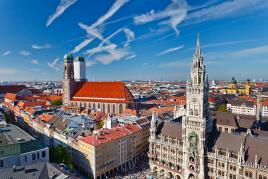 Bavarska prestolnica München
