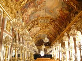 Bogate baročne dvorane