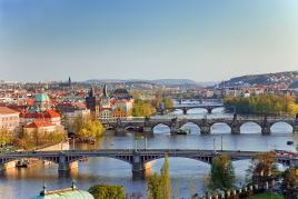 Čudovita Praga