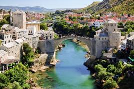Čudoviti Mostar obiščite z nami, Tur Tur Turizem