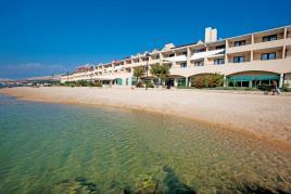 plaža hotela Pagus-Uživajte s Tur Tur Turizmom na počitnicah, nepozabno!